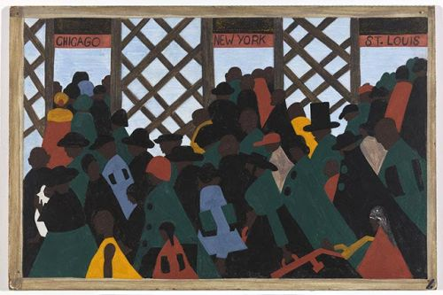 Born on this day: Jacob Lawrence