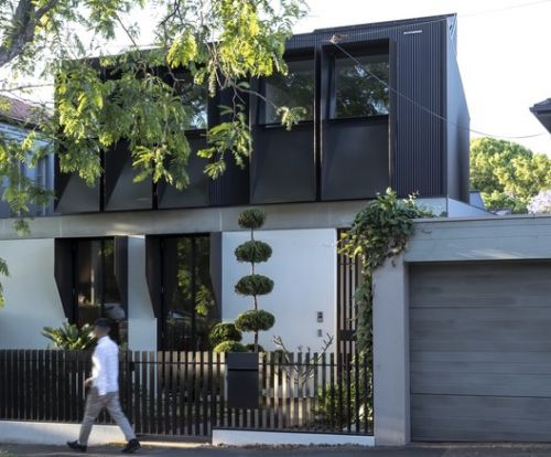 Woollahra Courtyard House / CO-AP