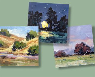 THE STORY BEHIND THESE STUDIES by TOM BROWN
