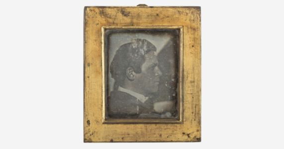 This Photo from 1840 is One of the Earliest Portraits Taken in America
