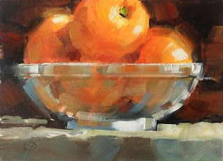 """THE ORANGE BOWL"" by TOM BROWN"