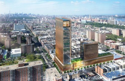 SHoP Architects Unveils Mixed-Use Tower and Museum of Civil Rights in Harlem