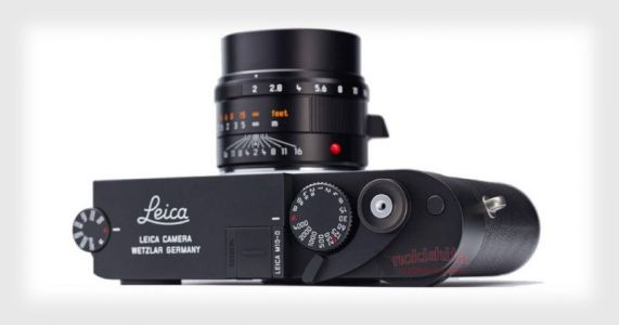 Leaked Photos of Leica M10-D Show Mysterious Advance Lever