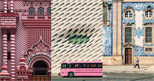 This Instagram is Dedicated to Stunning Walls From Across the World