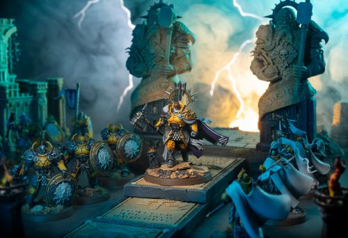 Showcase: Bastian Cathalos Lord Commander Stormcast Eternals