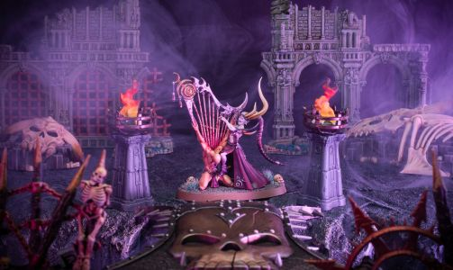 Showcase: Slaanesh Infernal Enrapturess