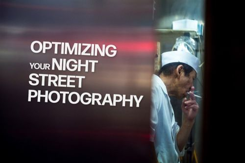 How to Shoot Great Nighttime Street Photography