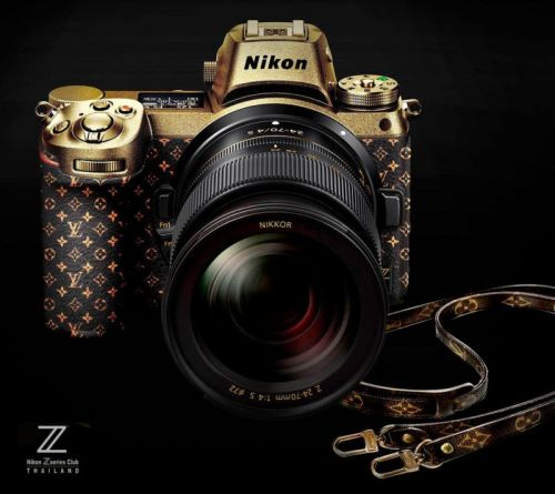 The Nikon Z7 Louis Vuitton Edition