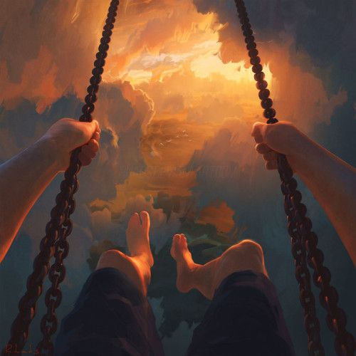 Digital Art by Artem Chebokha  Artem Chebokha a.k.a RHADS is a