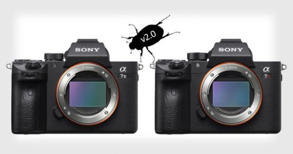 Sony Fixes Data Loss Bug in Firmware v2.10 for the a7 III and a7R III