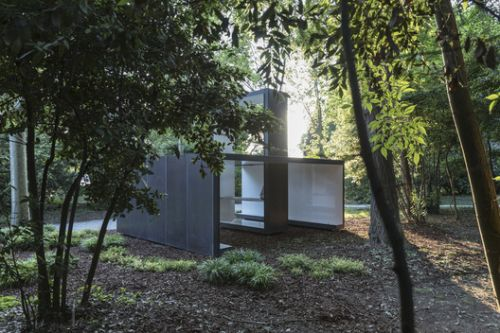 10 Chapels in a Venice Forest Comprise The Vatican's First Ever Biennale Contribution