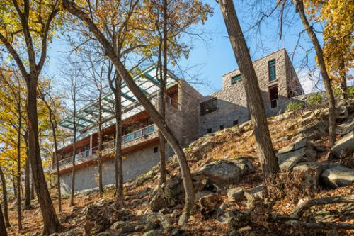 Sterling Forest House / Alexander Gorlin Architects