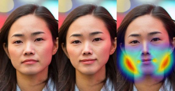 This AI Can Tell When Faces in Photos Were Photoshopped