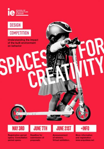 Spaces for Creativity Competition: Understanding the Impact of the Built Environment on Behaviour