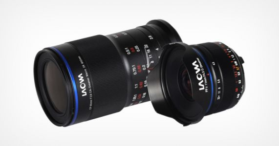 Laowa Adds 11mm f/4.5 for Canon RF and 65mm f/2.8 Macro for Nikon Z