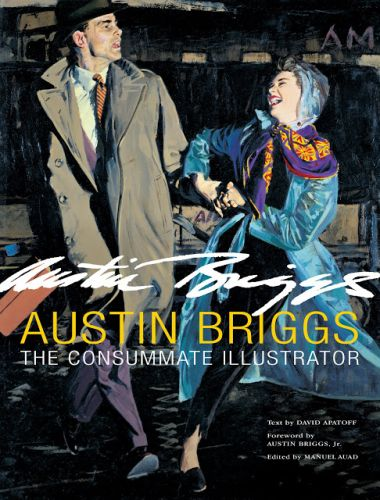 NEW BOOK ABOUT AUSTIN BRIGGS