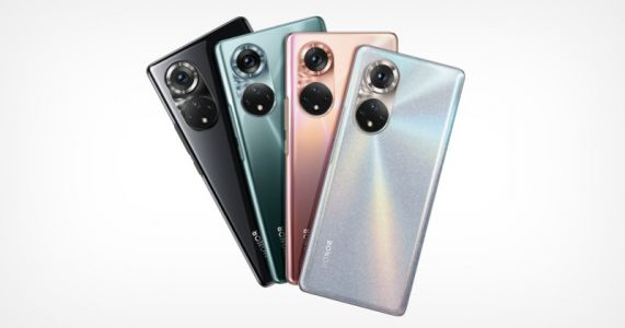 New Honor 50 Smartphones Pack 6 Cameras, Feature Return to Google