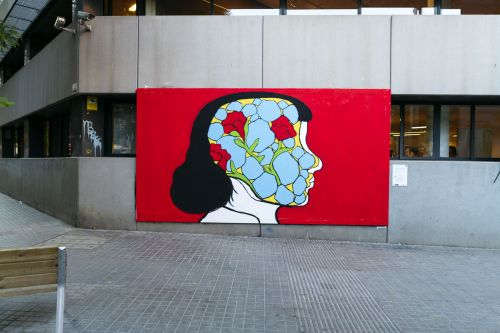 """Personal Radiography"" by Cristina Daura in Barcelona for the 12+1 Project"