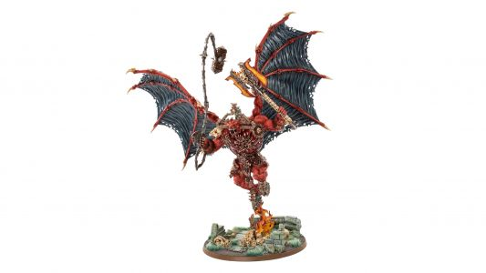 Showcase: Wrath of Khorne Bloodthirster