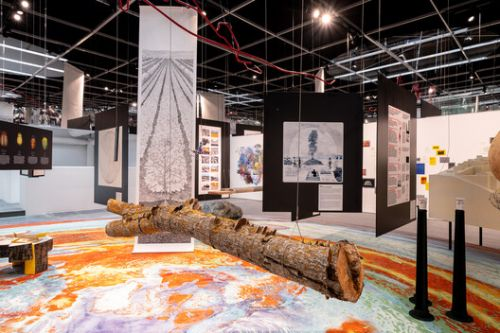 More from the 2021 Venice Architecture Biennale Exhibitions