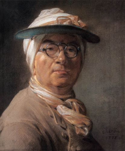 Yesterday's Birthday: Jean-Baptiste Chardin