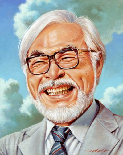 Supersonicart: Miyazaki in Los Angeles Art Show. Presented by