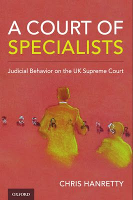A Court of Specialists: Judicial Behavior on the UK Supreme Court