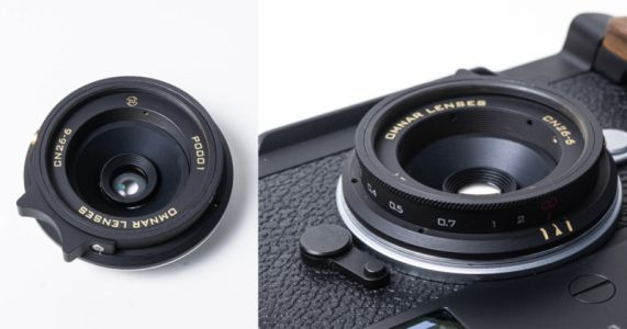 Omnar Officially Launches the CN26-6 Rangefinder Lens for M-Mount