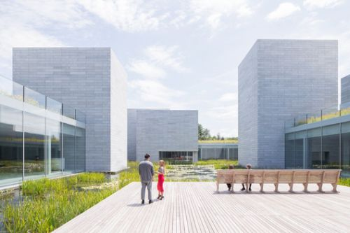 The New Glenstone / Thomas Phifer and Partners