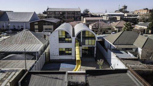 Salvazione Christian School / Local Studio