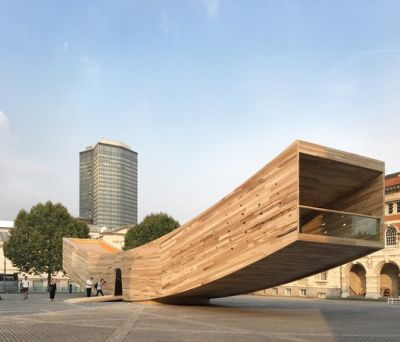 The Smile / Alison Brooks Architects