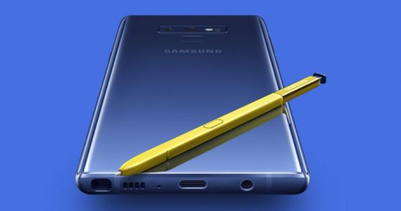 Samsung's New Galaxy Note 9 Points Out Flaws In Your Photos