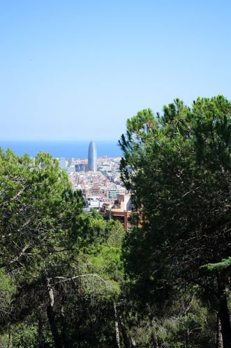 How Green and Sustainable is Barcelona?