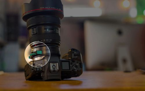 These are the First Third-Party Drop-In Filters for Canon's EF-RF Adapter