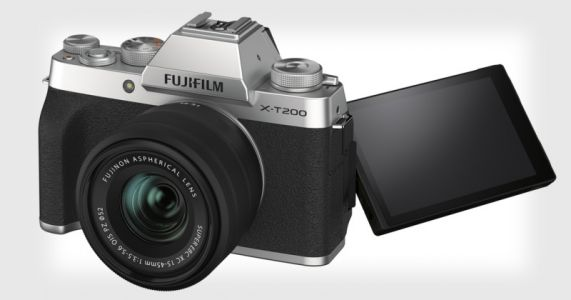 Fujifilm Launches Mid-Range X-T200 Camera and XC 35mm f/2 Lens