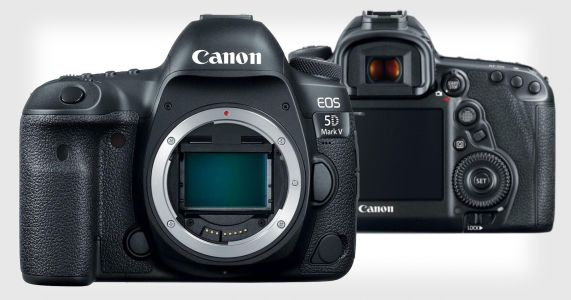 Canon is Working on a 5D Mark V, May Arrive at the End of 2020: Report