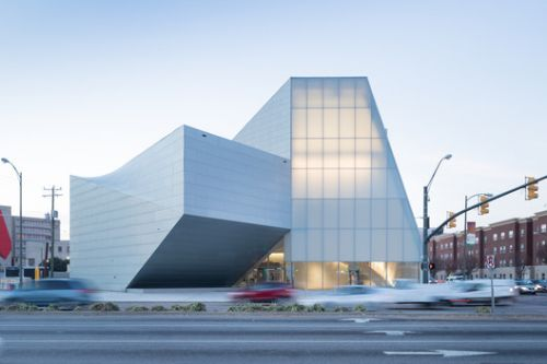 New Video by Milkbox NY Showcases The Institute for Contemporary Art by Steven Holl Architects