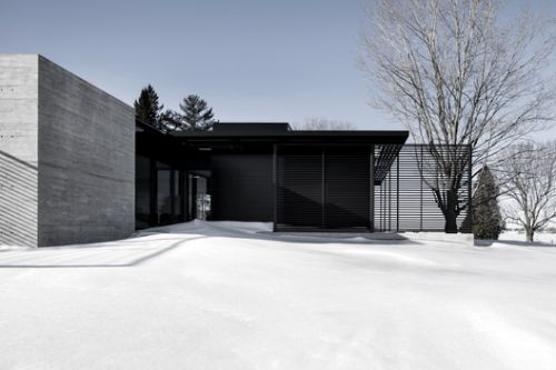 True North / Alain Carle Architecte