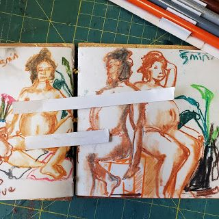 Life Drawing with 2bornot2bcollective