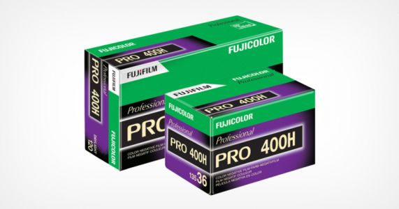 Fujifilm Has Discontinued its Pro 400H Color Negative Film
