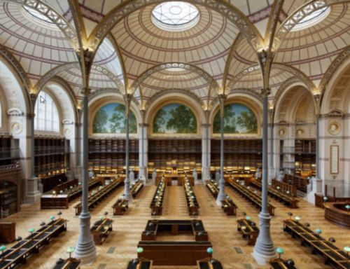 National Library of France Finally Complete After a 10-Year-Long Renovation