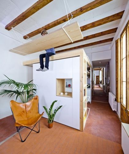 How To Take Advantage of High Ceilings in Renovations