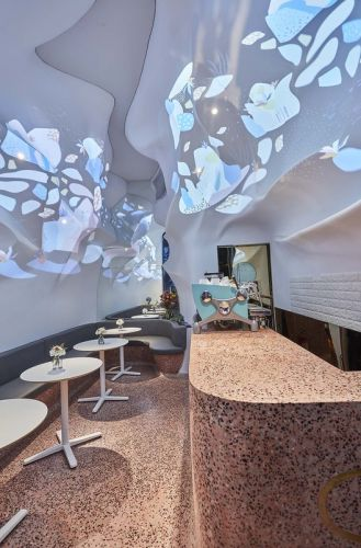 Blufish Cafe Yingke / SODA Architects / SODA Architects