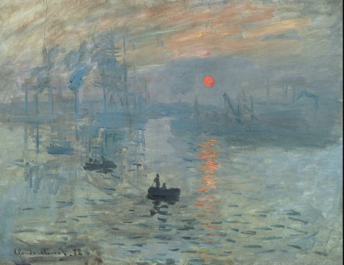Monet, Founder of Impressionism