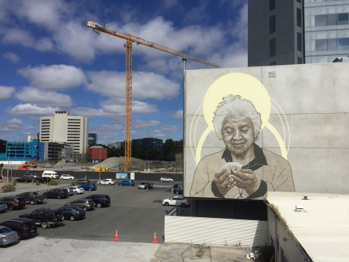 Kevin Ledo in Christchurch, New Zealand