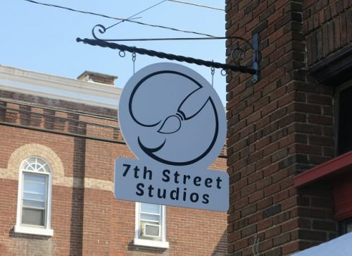 Opening Day at 7th Street Studios