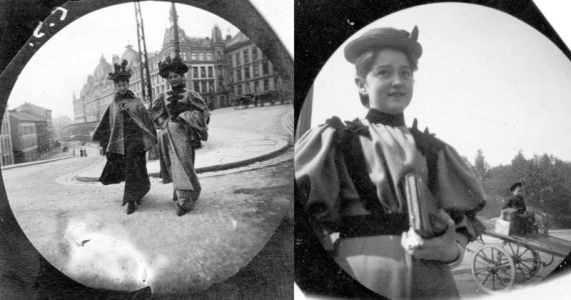 The 19-Year-Old Who Shot Spy Camera Street Photos in the 1890s
