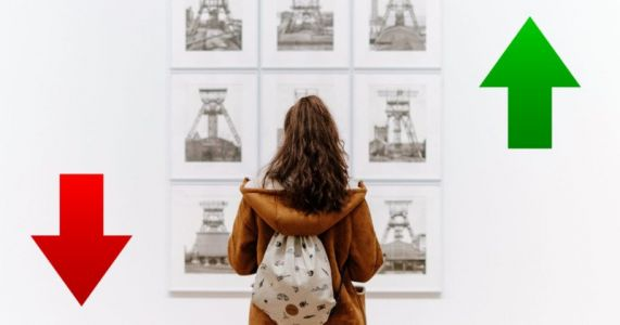 Fine Art Prices Are Falling, but Photo Prices Are Rising