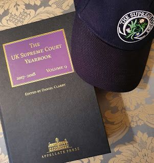 The UK Supreme Court Yearbook Vol. 9: a triumph for girly swots