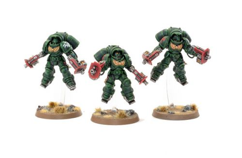 Showcase: Dark Angel Primaris Inceptors